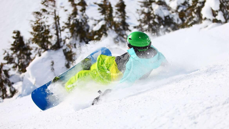 Children's Snowboard Lessons